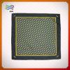 Изготовленный на заказ квадрат Fashional рекламируя Silk шарфы (HYS-AF020)