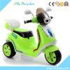Motocicleta del bebé, triciclo del motor para los muchachos y muchachas, motocicleta del juguete del cochecito de bebé