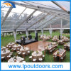 Großes Clear Party Tent Transparent Tent für Outdoor Events