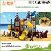 Helle Kind-im Freienspielplatz-Plättchen