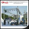 Los sistemas del braguero de la etapa del acontecimiento del concierto, el braguero de aluminio utilizaron