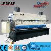 Máquina de estaca de corte da guilhotina do CNC de Jsd QC11k-40*4000 para a venda