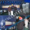 Fácil para a máquina de gelo do bloco do funcionamento