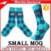 Kleid der Baumwolle2017new trifft Mann-Geschäfts-Socken-Socken-Mann-Geschäfts-Gefäß-Socken hart