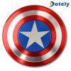 Juguete militar de la persona agitada del hilandero del héroe de capitán América