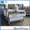 Máquina de grabado de la máquina de la carpintería del ranurador del CNC que talla la máquina