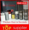 EU рынка горячие надувательства волокна здания волос кератина полно для черных волос