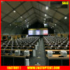 Grande tenda europea curva 25m del partito della tenda foranea di stile del campione dal baldacchino impermeabile 40
