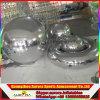 sfere d'argento gonfiabili di galleggiamento dello specchio personalizzate 2m con il prezzo di fabbrica