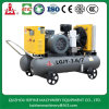 Compresor del tornillo del precio bajo de Kaishan LGJY-3.6/7 con el tanque del aire