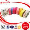 Bande adhésive de Washi estampée par coutume de papier d'emballage de Jinghua pour la décoration