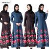 Kaftan Abaya исламский мусульманский Jilbab добавочного размера новый (A576)