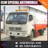 Carro del barrendero de calle del carro de la limpieza de la calle de Dongfeng 6m3 7m3
