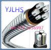 Câble inférieur d'alliage d'aluminium d'élasticité