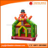 Freuden-aufblasbarer reizender Kronen-Mann-springender Schloss-Prahler (T1-107)