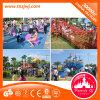 Werbung scherzt im Freien Plastikspielzeug-Spielplatz-Gerät