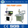 Máquina de la marca del laser de la fibra Ytd-Dr15 para el proceso fino