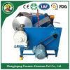 Papel de aluminio el rebobinar de la máquina del diseño de la venta de la tapa de la alta calidad
