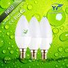 Diodo emissor de luz Bulb Sets de C37 240lm com o UL do CE SAA de RoHS