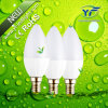 Sistemas del bulbo de C37 240lm LED con la UL del CE SAA de RoHS