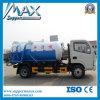 HOWO Suction Sewage Truck 118 Power 6t Loading
