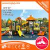 Equipo plástico del patio del pequeño de los Tikes de los niños equipo del patio al aire libre