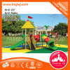 Bambini Playground Outdoor Plastic Slide per Kids