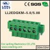 Pluggable разъем терминальных блоков Ll2edgkm-5.0/5.08