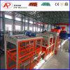 Bloco concreto do cimento do material de construção Qt10-15 que faz a maquinaria