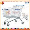 Niedriger Preis-Supermarkt-Euroart-Einkaufen-Laufkatze (Zht17)