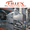 Máquina de rellenar de relleno del jugo del precio de fábrica de la planta del jugo de la pulpa
