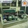 Aire unidades condensadoras enfriadas con semihermético Bitzer compresores