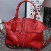 De femmes de sacs à main de suède de sac de cuir magasin de vente en gros en ligne (EMG4464)