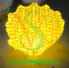 LED 3D Shell Light per Square Decoration