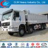 Het Voor Tippen van de Vrachtwagen van de Stortplaats van Sinotruk HOWO van Cnhtc