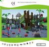 Спортивная площадка детей высокого качества среднего размера пущи Kaiqi опирающийся на определённую тему (KQ30013B)