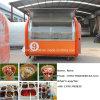 Nourriture Van /Truck de vente de pizza de constructeur de machine