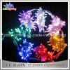 Mehrfarben-Zeichenkette-Lichter LED-Weihnachtsdekoration-Großverkauf Belüftung-LED