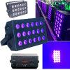 Luz UV del LED 18PCS para la iluminación de la etapa del LED