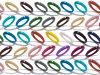 Korrosionsbeständigkeit-niedrige Dichte und hohe füllende Gummi-EPDM Ring-/EPDM-Dichtung
