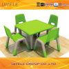 아이의 Plastic Table와 Chair (IFP-021)