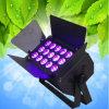 結婚式の段階党ディスコDJのための18PCS 15Wの同価LED