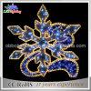 Großhandelsweihnachtsim freien dekoratives Weihnachtsgroße Schneeflocke-Lichter
