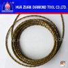 Marble와 Granite를 위한 높은 Efficiency Diamond Wire Saw Rope