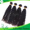 estensione brasiliana dei capelli umani dell'onda profonda non trattata del grado 7A