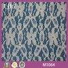 Décoration de robe colorée par tissu en nylon original de lacet de coton
