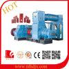 Máquinas de fabricación de ladrillo hidráulicas del fango para la India