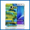 Caso de la cubierta mate duro recubierto de goma para Samsung Galaxy Note 5
