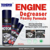 Tekoro Engine Degreaser con Foam Formula