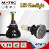 G5 G6 Reator de farol automático com ventilador poderoso / Canbus / COB / Phillips